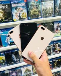 Título do anúncio: Promoção iPhone 8 Plus :::: venha escolher o seu!