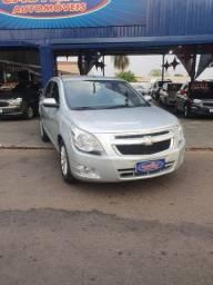 GM Cobalt Ltz 1.4 Completo + Multimidea Financiamos Pegamos seu carro/moto Como Entrada