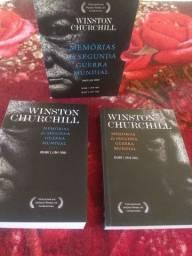 Box Segunda Guerra Mundial - Winston Churchill