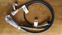Acoplamento de eixo flexível para Micro Retífica Dremel 225