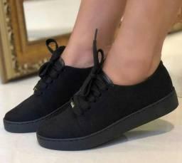 Tênis Vizzano Black