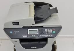 Impressora Brother DCP-8085DN - Usada