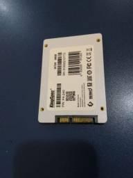 SSD 240G R$ 260,00