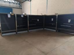 Gabinetes refrigerado para supermercados
