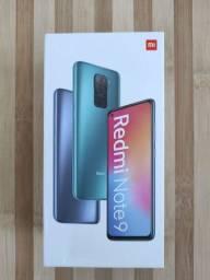 **BA*RA*TO**Redmi Note 9 128 Da Xiaomi.. NOVO LACRADO garantia e Entrega hj