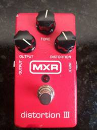 Pedal MXR Distortion lll