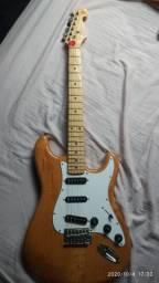 Guitarra SX + Amplificador de estudo + Bag! Somente Venda!