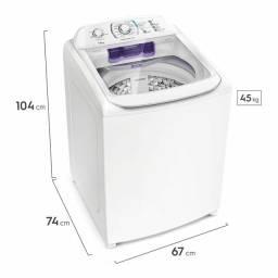 Máquinas de lavar e aparelhos microondas
