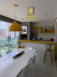 Apartamento No farol da Ilha -187m² - Nascente - Moveis Projetado