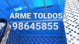 TOLDO EM POLICARBONATO ORIGINAL