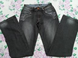 Calça Jeans Estonado  Nitronix - Tamanho 42