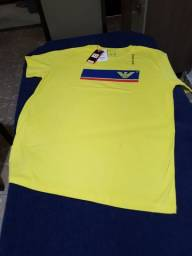 Camisa peruana da Empório Armani GG