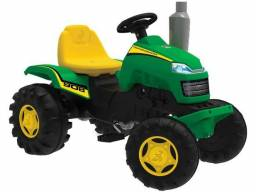Mini Trator a Pedal Infantil Trator Country - Bandeirante