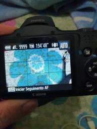 Vendo câmera fotográfica  Canon