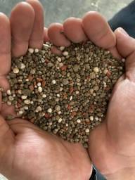 Varredura de fertilizantes