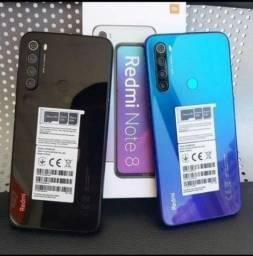 Redmi Note 8 64gb, zero, lacrado na caixa