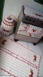 Peças em crochê faço por encomendas