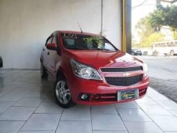 Título do anúncio: Chevrolet agile 2010 1.4 mpfi ltz 8v flex 4p manual