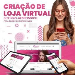 Promoção: Criação de Lojas virtuais Sem Mensalidade + Domínio Grátis