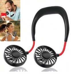 Aqui tem ofertas do dia: Ventilador led flexível pescoço