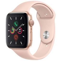 Apple Watch S5 (GPS) Caixa Aluminio Gold 44MM