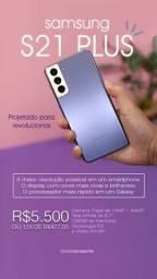 Samsung Galaxy S21+ novo