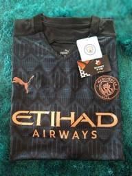 Camiseta Manchester city, Inglaterra