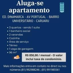 Aluguel de apartamento em Caruaru