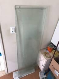Porta de Vidro temperado (p/ box de banheiro)