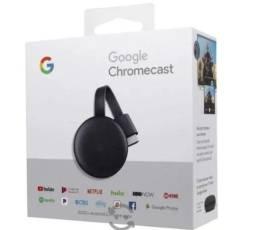 Novo Google ChromeCast 3ª Geração - Novo Lacrado na Caixa