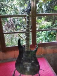 Guitarra Ibanez RG 350EX estudo trocas