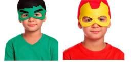 Kit Marvel touca novo