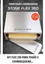 Forno pizza stone in box - usada