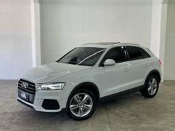 Título do anúncio: Audi Q3 1.4 Ambiente 2018 TFSI Flex Baixo KM - Financiamos