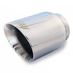 Ponteira em Aço Inox modelo P017 Luzian