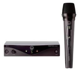 Microfone Sem Fio Akg Pw45 Vocal Set Frequência 530 - 559mhz