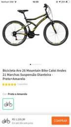 Troco Bike Semi nova