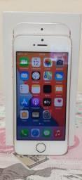 """iPhone SE 32GB Rosé  """"Novinho"""" Lindo C/ Nota Fiscal"""