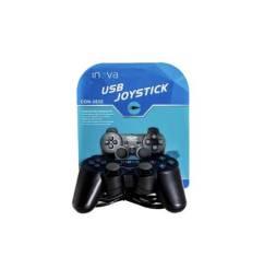 Controle Joystick Usb Inova Pc Con-203z
