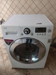 Lava e seca Samsung 8,5kg 04 meses de garantia.
