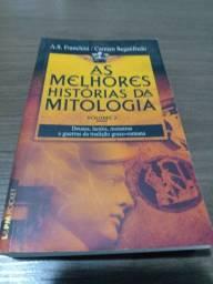 Livro Histórias de Mitologia