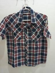 Camisa infanto juvenil