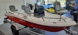 Título do anúncio: lancha fishing 160 (casco) 2021 zero sem uso
