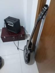 Guitarra Marshall + Cubo Marshall