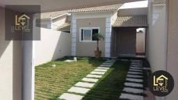 Casa com 2 dormitórios à venda, 65 m² por R$ 165.000,00 - Divineia - Aquiraz/CE