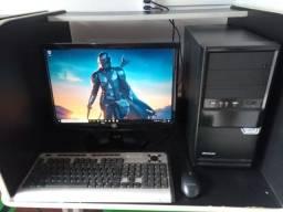 """Computador Intel - Tela 19"""" - Estudo ou Home Office"""