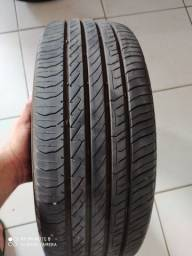 pneu 16 continental 195/55/16 semi novo