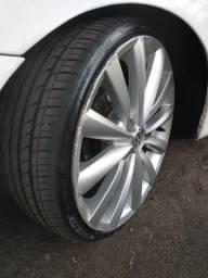 troco 17 pneus seme novos leia o anúncio