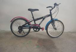 Bicicleta infantil de marcha Caloi Monster height