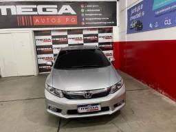 Título do anúncio: Honda New Civic LXR 2.0 Automática Carro Impecavel Zero Detalhes